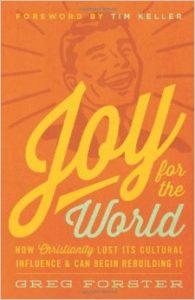 Forster Joy for the World